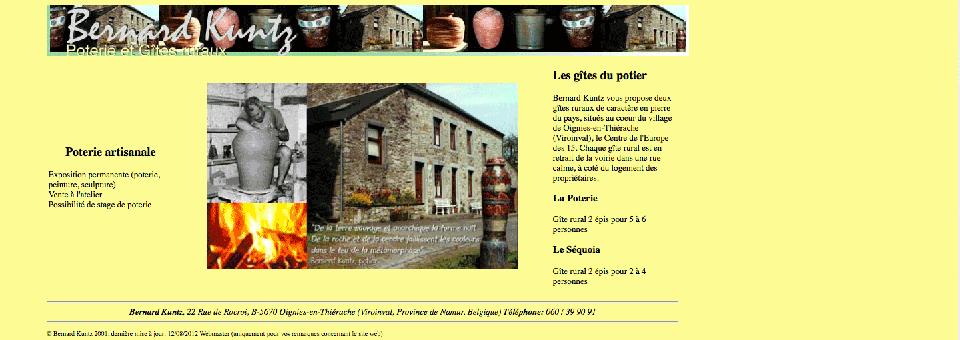 site kuntz 2001