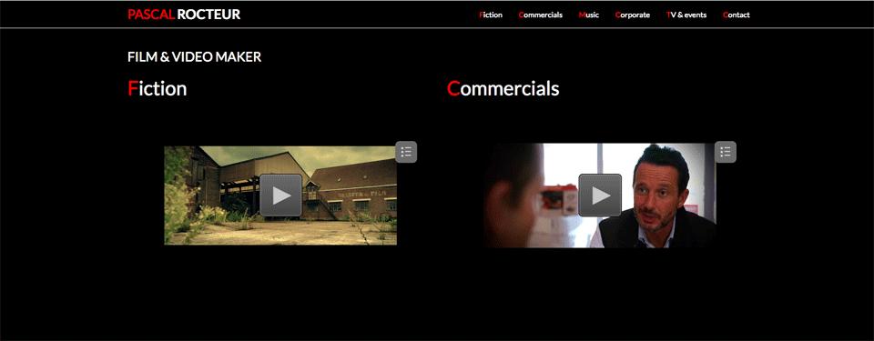 Site Rocteur.be